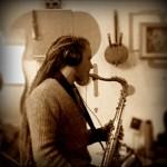 Christophe Saxofoon sepia 3.jpg