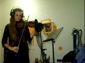 Casting Loni Cornelis, violin