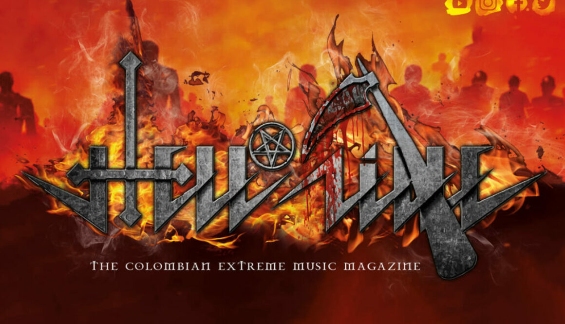 Hell'Zine Magazine Colombia