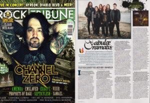 Interview Rock Tribune oktober2017