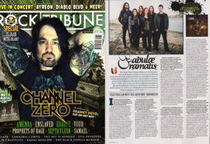 Interview Rock Tribune oktober2017