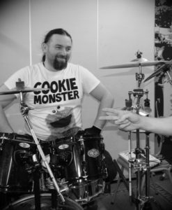 The Cookie Monster (Teo)